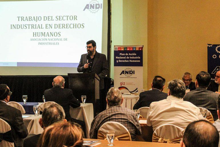 Presentación del Plan de Acción de Industria y Derechos Humanos de ANDI