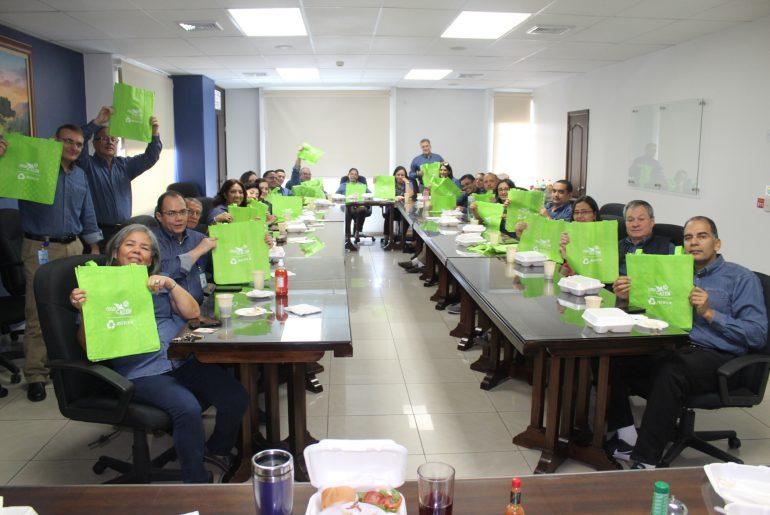 Campaña e implementación de la cultura de reciclaje en Fundación Covelo.