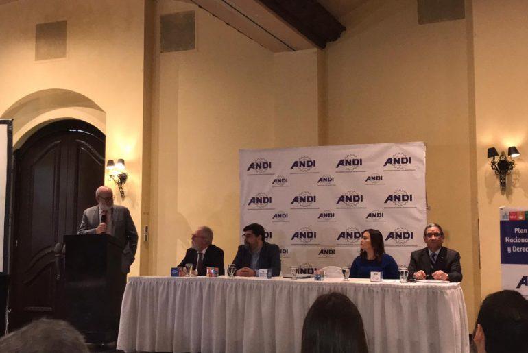La Asociación Nacional de Industriales (ANDI) presenta su Plan de Acción de Industria y Derechos Humanos
