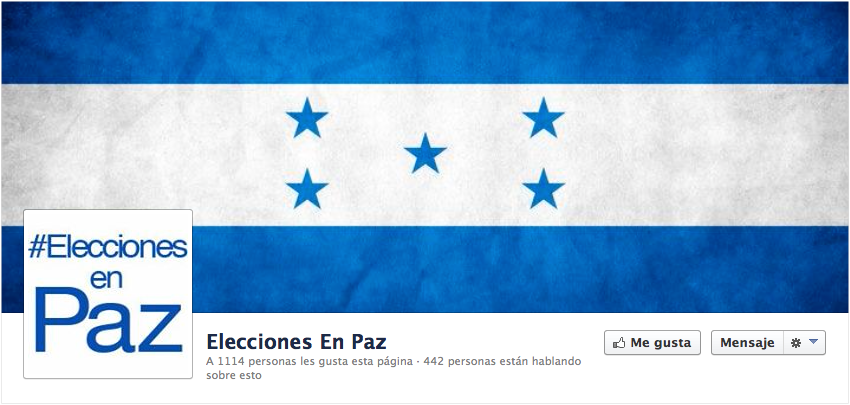 Elecciones Generales 2013 en Paz