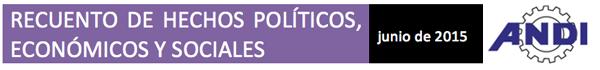 Informe de Hechos Relevantes del mes de mayo de 2015