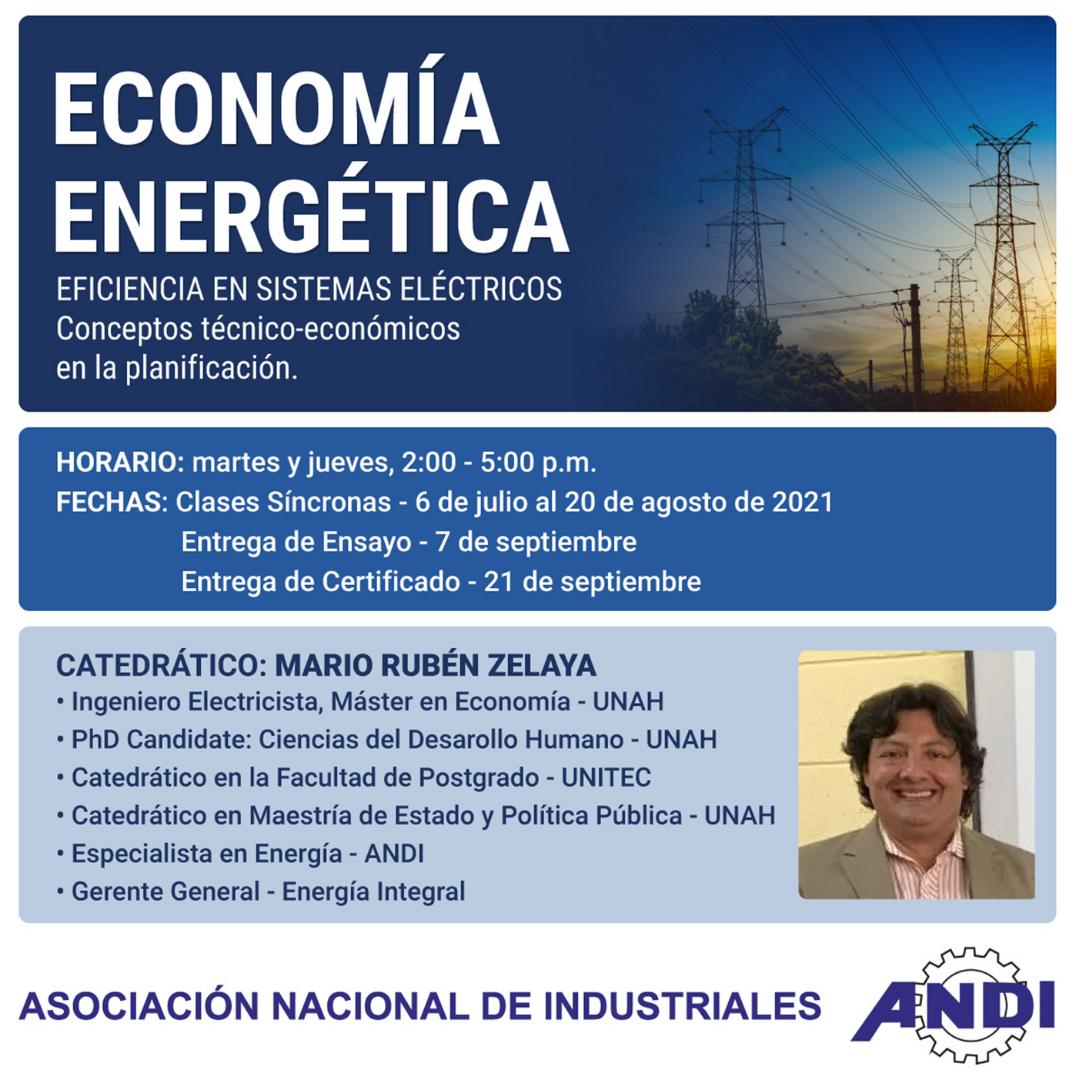 CERTIFICADO ECONOMÍA ENERGÉTICA