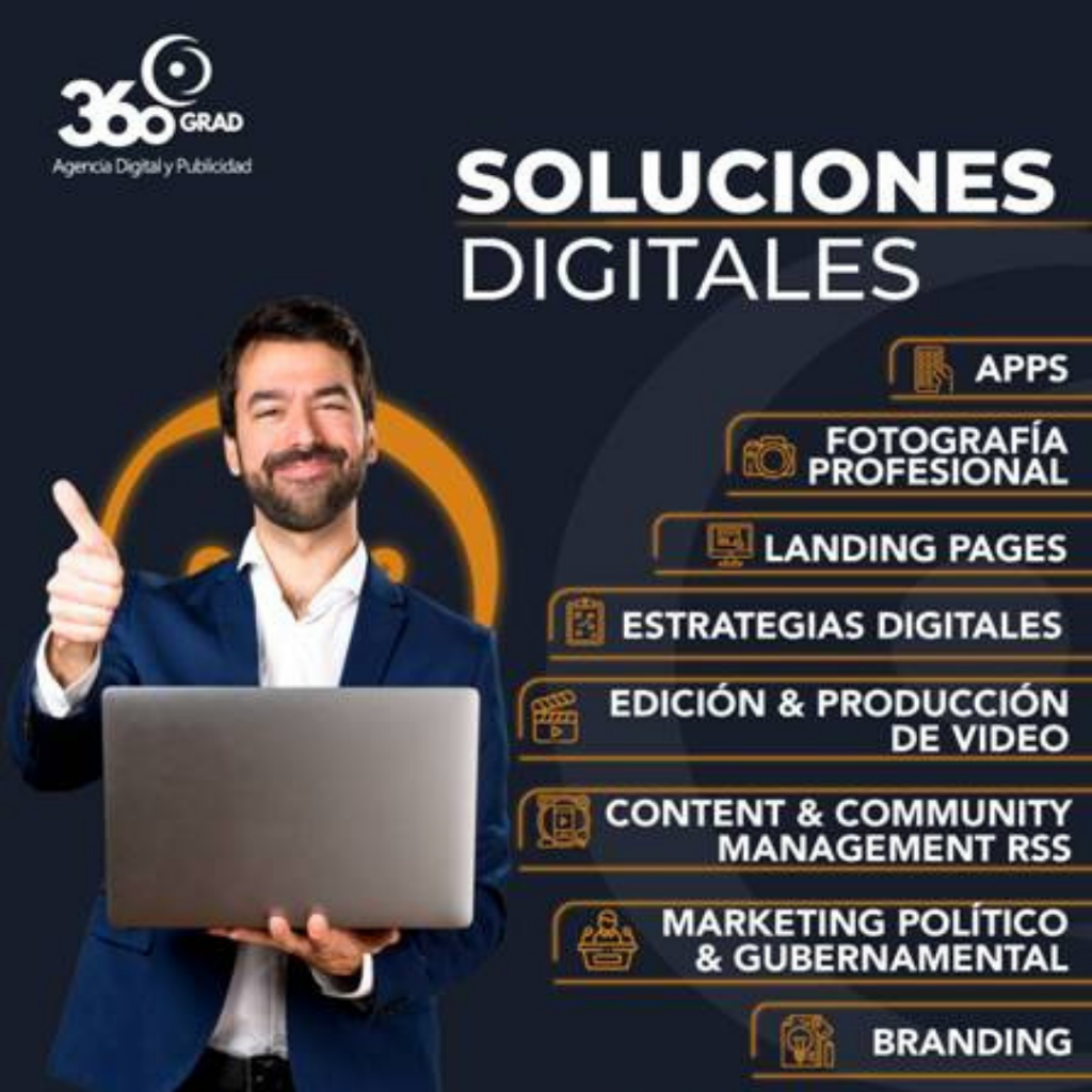 360GRAD Agencia Digital y Publicidad