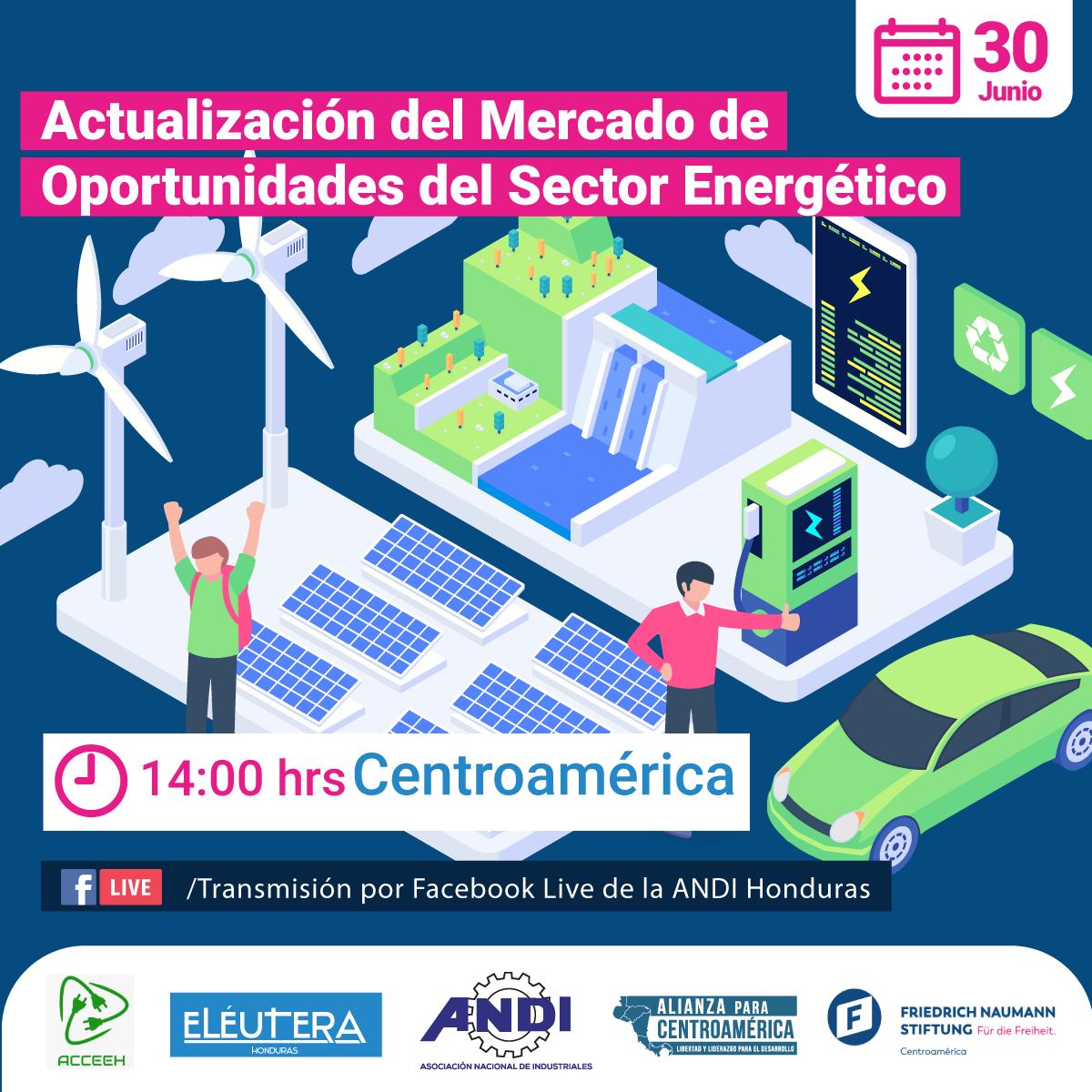Actualización del Mercado de Oportunidades del Sector Energético
